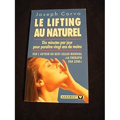 Le lifting au naturel
