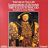 Thomas Tallis: Lamentations of Jeremiah