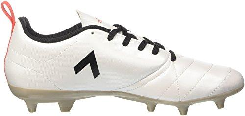 adidas Ace 17.4 Firm Ground, Scarpe da Calcio Donna Bianco (Ftwr White / Core Black / Core Red)