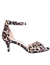 ZapatosY Complementos esLeopardo Zapatos Amazon Hebilla ZiuXTOPkw