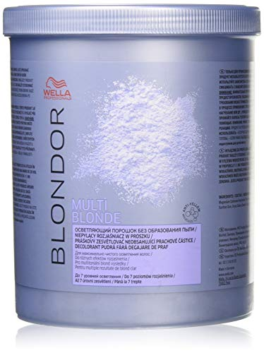 WELLA Blondor Multi Blonde Powder, 1er Pack (1 x 800 ml) -