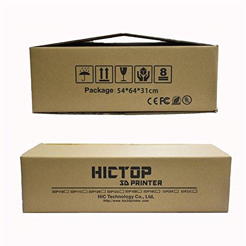 HICTOP – 3DP22 (CR-10S) - 5