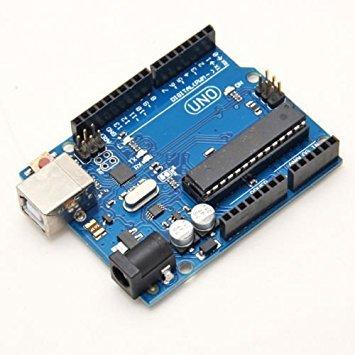 UNO R3ATmega328P CH340G Version Board gratis USB Kabel für Arduino