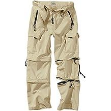 Surplus Trekking Pantalones beige tamaño L