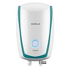 Havells Instanio 1-Litre Instant Heater (White)