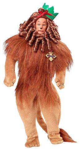 Mattel Barbie BJV25 - Collector Der Zauberer von Oz, Feiger Löwe, Sammlerpuppe