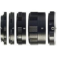 Anillo macro intermedio para Nikon D90, D80, D70, D70s, D60, D50, D40, D40x, D5000, D3000, D3100, D7000, D700, D700s, D300s, D300, D200, D100, D3x, D3, D2Xs, D2Hs, D2X, D2H, D1X, D1H y D1