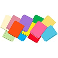 House of Card & Paper A4 Summer Seasons Coloured Card and Paper - Assorted (Pack of 100 Sheets)