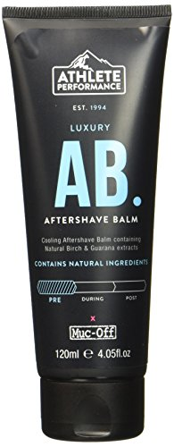 Muc Off After Shave Balsam 120ml Pfegemittel, schwarz 120 ml
