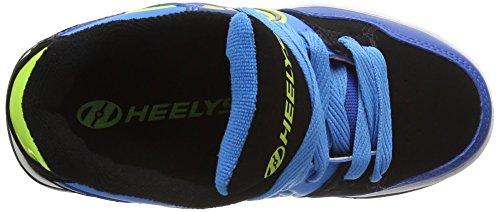Heelys Flow 770608 - Sneakers Ragazzi Blu (Royal / Black / Lime)