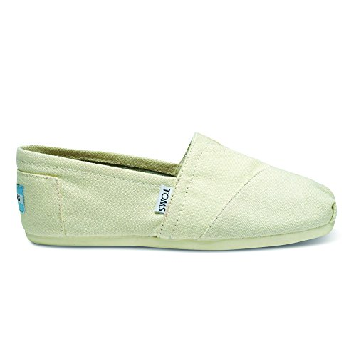Toms Classics 1001b07, Sneaker, Donna Light Beige