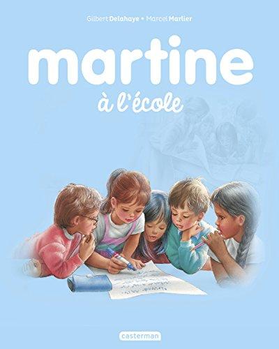 Martine, Tome 34 : Martine  l'cole
