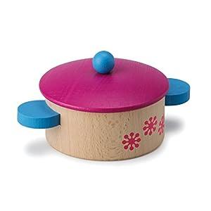 Erzi 10665 Juego de rol - Juegos de rol (Cocina y Comida, Juguete Individual, 3 año(s), Niño, Niño/niña