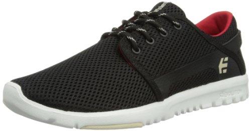 Etnies Scout, Sneakers Basses Homme Noir (Black)