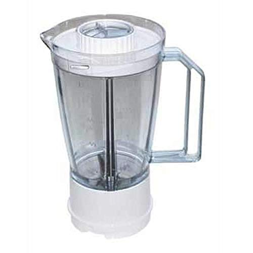 A01801. BOL BLENDER MIXER MF2 MOULINEX MASTERCHEF 750