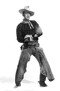 PP30615 John Wayne, pistolet à Gun, pistolet &Cow-Film TV (61 cm x 91,5 cm)-maxi poster