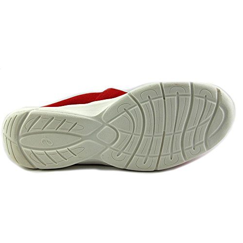 Easy Spirit e360 quiet step Large Toile Mocassin DRD-DRD FB