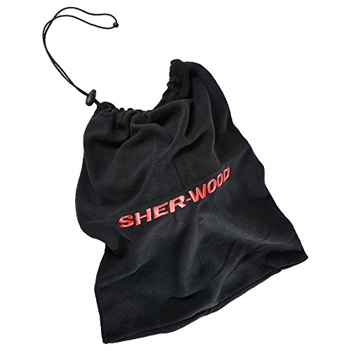 Sherwood Helmbeutel Sher-Wood, Schwarz, 78450