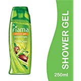Fiama Lemongrass And Jojoba Gentle Exfoliation Shower Gel, 250ml