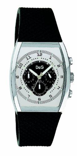 Dolce&Gabbana - 3719740182 - Montre Homme - Quartz Analogique - Bracelet Caoutchouc Noir