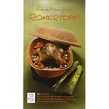 Recettes pour Römertopf