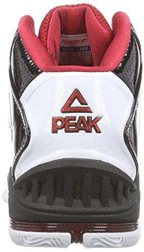 Peak Sport Europe Peak Basketballschuh Kyle Lowry Herren Basketballschuhe Schwarz (Black)