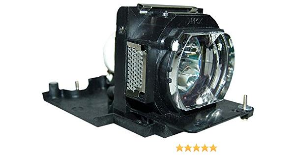 HC6800U Supermait VLT-HC6800LP VLTHC6800LP 915D116O13 Lampada Lampadina per proiettore di ricambio con custodia Compatibile con MITSUBISHI HC6800