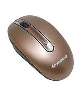 Lenovo N3903 Wireless Mouse (Coffee)
