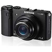 Samsung EX2F Digital Compact Smart Camera - Black (discontinued by manufacturer)