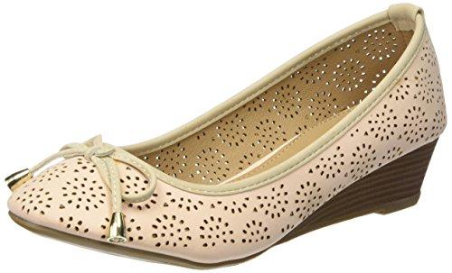 XTI Zapatos de tacón, Scarpe col tacco donna (NUDE)