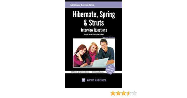 Hibernate Spring & Struts Interview Questions Pdf