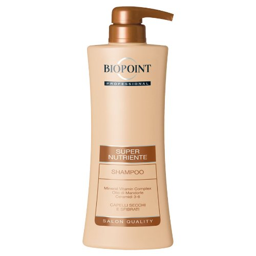 Shampoo Per Capelli Supernutriente Linea Professional 400 Ml