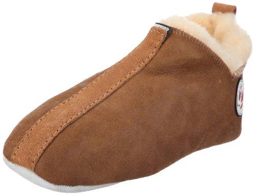 Shepherd Lina 620-5241, Pantofole Donna - Marrone-TR-F5-50, 41 EU