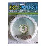 ecogam Ecop Rohr-Reinigungsspirale + Adapter Dusche Wasserhahn + Schlauch