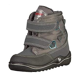 Ricosta SympaTex 38.22700 Girls antra/patina Leather Boots, 7.5 Child UK