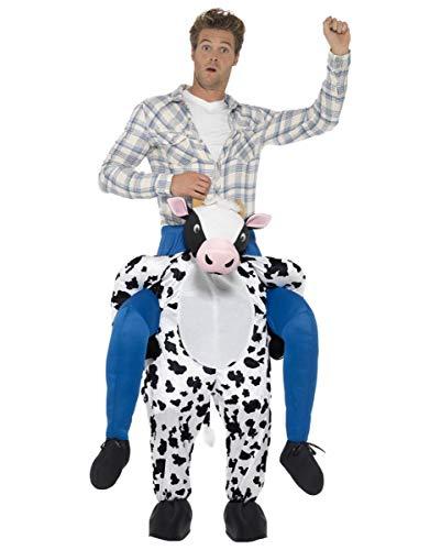 Reiter auf Kuh Carry Me Kostüm für Karneval One ()