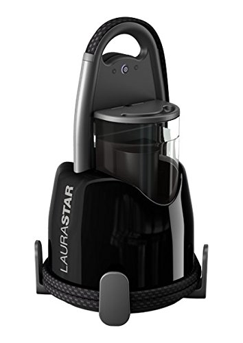 41HXihl4qnL - Laurastar Lift Plus Ultimate Black, 3in1 Portable Steam Station, Irons, Steams and Purifies Clothing, Hygienic Steam…