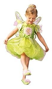 Rubies 3 883685 L - Disfraz infantil de campanilla (7-8 años)