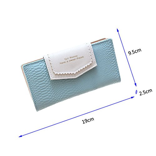 Image of JOTHIN Women's GY-99-33 Wallet, blue (blue) - GY-99-33