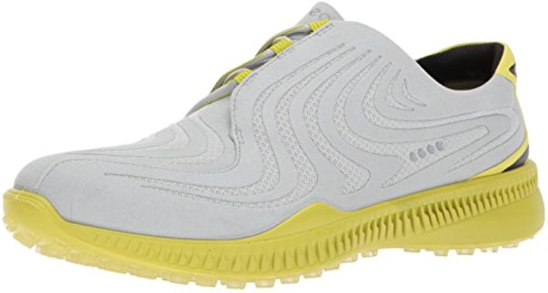 ECCO Men S-Drive Zapatillas de Golf, Hombre, Blanco (Blanco 50758), 40 EU
