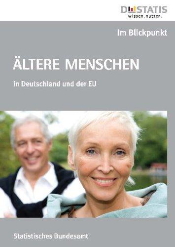 Ältere Menschen in Deutschland und der EU