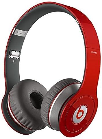 Beats by Dr. Dre Wireless On-Ear Kopfhörer Kabellos - Rot