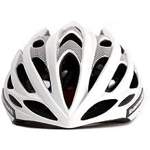 Barnett B3-30 - Caso de ciclismo y esquí sobre ruedas blanco blanco Talla:S/M