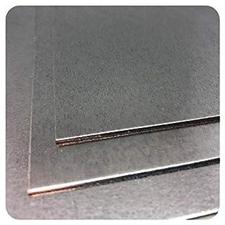 STAHLOG IHR ALU STAHL EDELSTAHL SERVICE CENTER Stahlblech verzinkt 2mm Dx51+Zink nach Auswahl