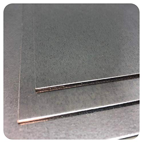 Stahlblech verzinkt 1mm Dx51+ZINK nach Auswahl
