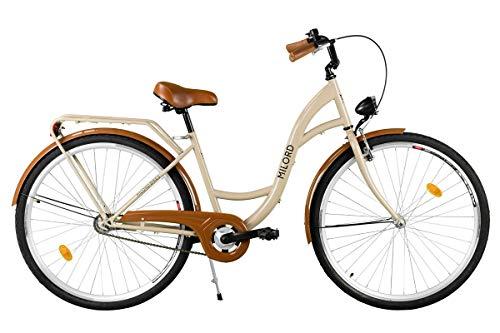 Zoom IMG-1 milord 2018 comfort bike bicicletta