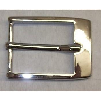 1 fermoir boucle de ceinture boucle 3 cm Argent inoxydable. Nouveau.   469   6cca1d5f9a7
