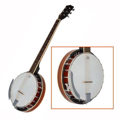 TS Ideen 4418 Bluegrass Banjo a 6 Corde
