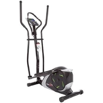 Ultrasport Bicicleta elíptica XT-Trainer 800A con sensores de ...