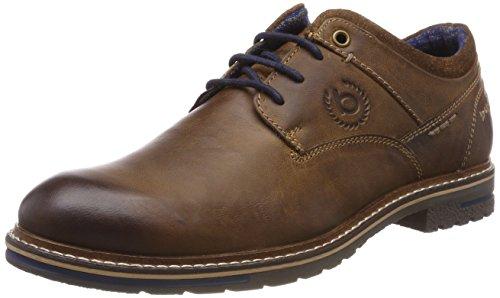 bugatti 321345013200, Zapatos de Cordones Derby Para Hombre